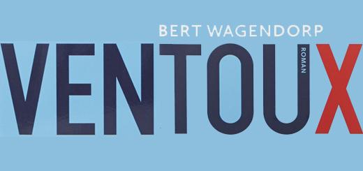 Het boek 'Ventoux' van Bert Wagendorp