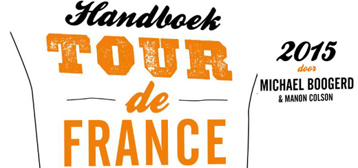 Handboek Tour de France 2015 (door Michael Boogerd)