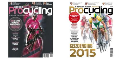 Procycling: hét toonaangevende tijdschrift over de wielersport