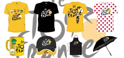 Tour de France artikelen en merchandise