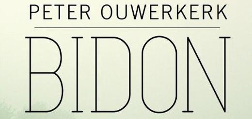 Gelezen: het boek 'Bidon' van Peter Ouwerkerk
