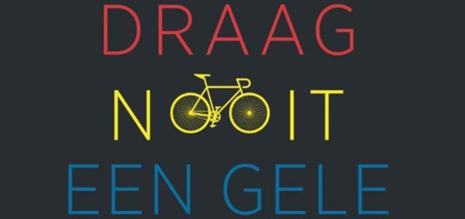 Gelezen: het boek 'Draag nooit een gele trui'
