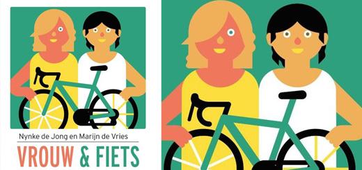Gelezen: Vrouw & Fiets - Handboek voor de fietsende vrouw
