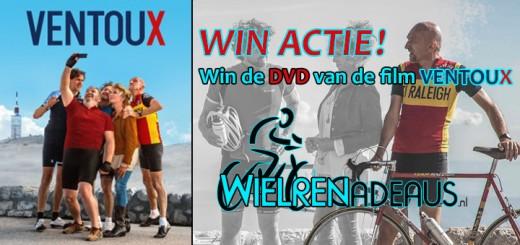 Win de DVD van de film Ventoux