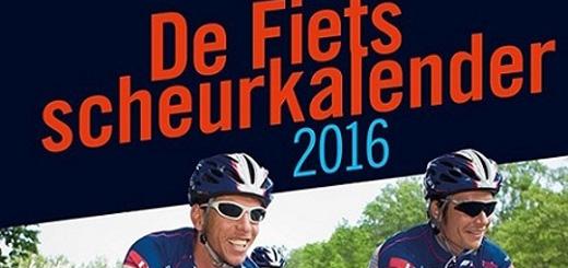 De Fiets Scheurkalender 2016