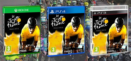 Gespeeld: de game Tour de France 2015 (PS4, PS3 en Xbox One)