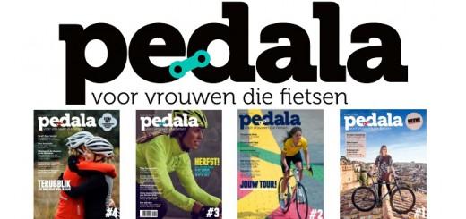 Pedala Magazine voor fietsende vrouwen
