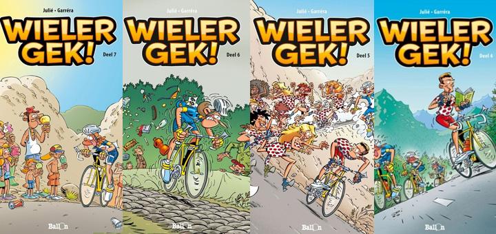 wielergek-stripboeken