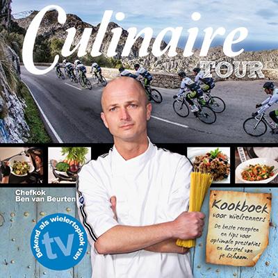 Culinaire Tour - kookboek voor wielrenners