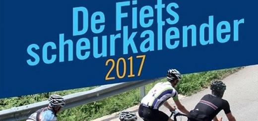 De Fiets Scheurkalender 2017