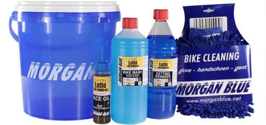 Team Lotto NL - Jumbo Morgan Blue onderhoudspakket
