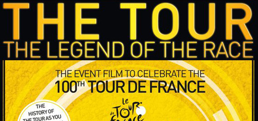 The Tour: The Legend of the Race (DVD / Blu-ray)