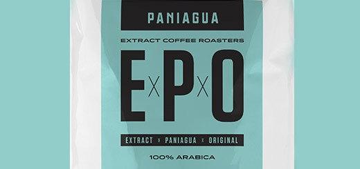 EPO koffiebonen van Paniagua