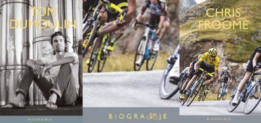 Biografiet(s)jes: Tom Dumoulin & Chris Froome