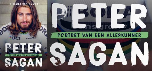 Wielerboek: Peter Sagan - Portret van een alleskunner