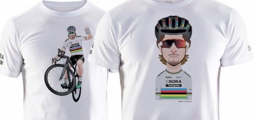 Peter Sagan fan t-shirt (BORA-hansgrohe / Craft)