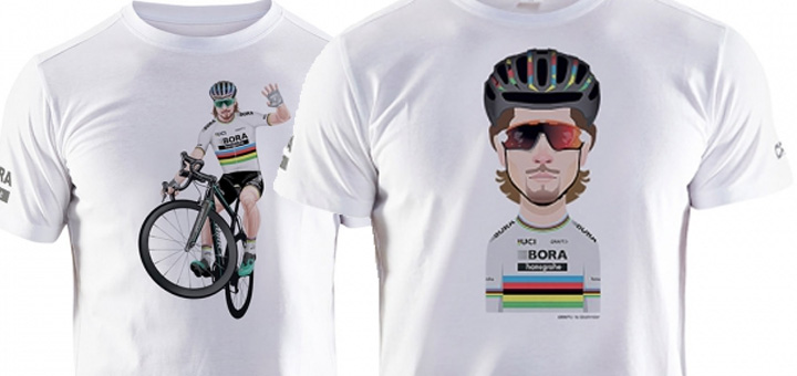 Peter Sagan fan t-shirt