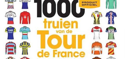 Gelezen: 1000 truien van de Tour de France