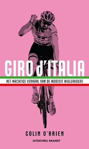 Gelezen: Giro d'Italia (Colin O'Brien)