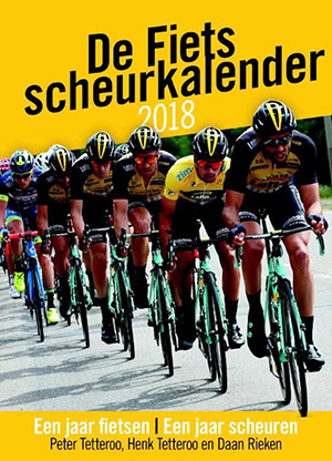 De Fiets Scheurkalender 2018