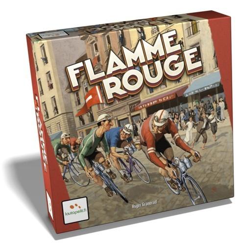Gespeeld: het bordspel Flamme Rouge
