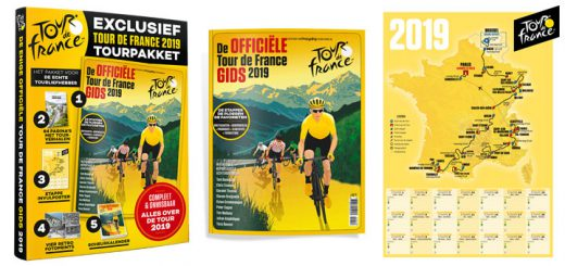 Tour de France gids en pakket 2019