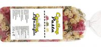 Koolhydratencadeau: pasta in de vorm van een racefiets
