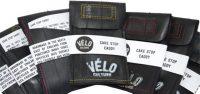 Portemonnee van gerecyclede binnenband (Velo Culture)