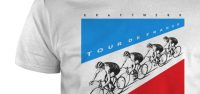 Kraftwerk Tour de France t-shirt