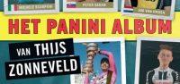 Gelezen: Het Panini album van Thijs Zonneveld