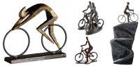 Beelden van fietsers - voor fietsliefhebbers