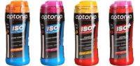 Aptonia ISO en ISO+ sportdrank van Decathlon