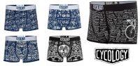 Nieuw: exclusief design ondergoed (boxershorts) van Cycology