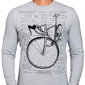 Longsleeve Cognitive Therapy (Cycology)