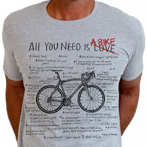 All You Need Is a Bike (Cycology)