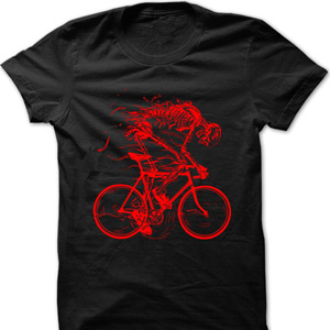 Bike Red